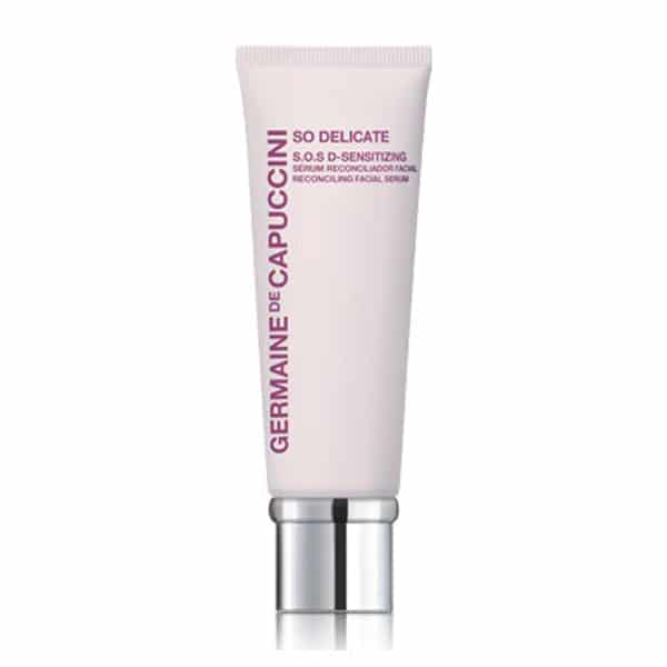 "SERUM RECONCILIADOR FACIAL PIELES SENSIBLES ""SO DELICATE S.O.S. D-SENSITIZING"" GERMAINE"