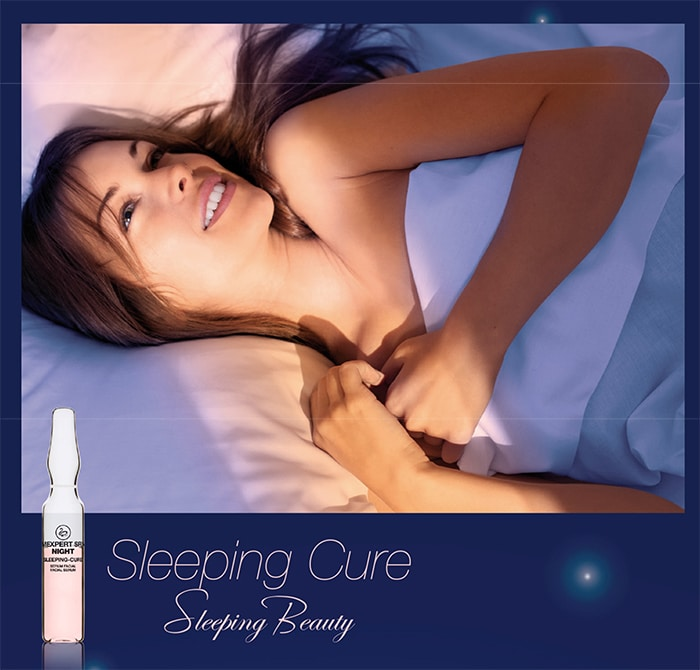SLEEPING CURE CONCENTRADO NOCTURNO DETOX TIMEXPERT SRNS GERMAINE DE CAPUCCINI 00